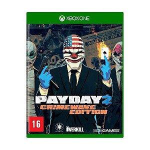 Jogo XBOX ONE Usado Payday 2 Crimewave Edition