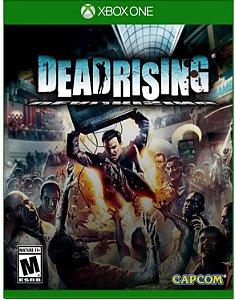 Jogo XBOX ONE Usado Dead Rising