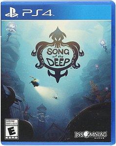 Jogo PS4 Usado Song of the Deep