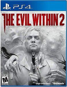 Jogo PS4 Usado The Evil Within 2