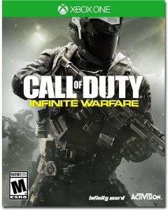 Jogo XBOX ONE Novo Call of Duty Infinite Warfare