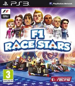 Jogo PS3 Usado F1 Race Stars