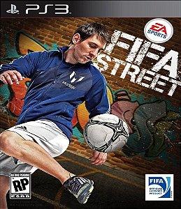 Jogo PS3 Usado FIFA Street
