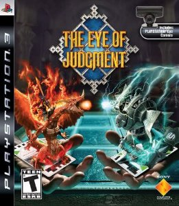 Jogo PS3 Usado The Eye of Judgment
