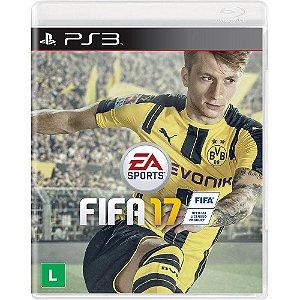 Jogo PS3 Usado FIFA 17