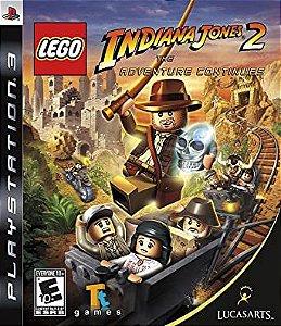 Jogo PS3 Usado Lego Indiana Jones 2