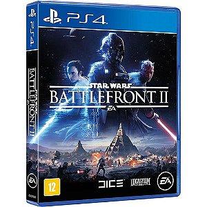 Jogo PS4 Usado Star Wars: Battlefront II
