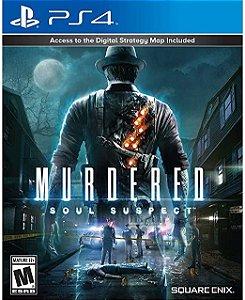 Jogo PS4 Usado Murdered: Soul Suspect