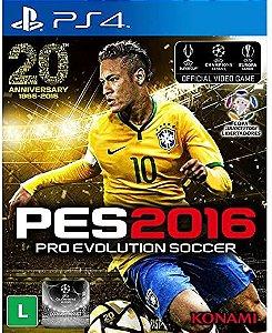 Jogo PS4 Usado PES 2016