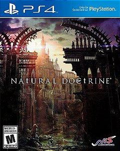 Jogo PS4 Usado Natural Doctrine