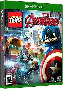 Jogo XBOX ONE Usado Lego Vingadores