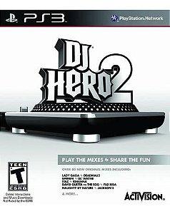 Jogo PS3 Usado DJ Hero 2