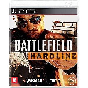 Jogo PS3 Usado Battlefield Hardline
