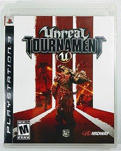 Jogo PS3 Usado Unreal Tournament