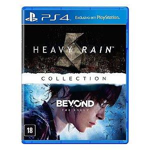 Jogo PS4 Usado The Heavy Rain & Beyond: Two Souls Collection
