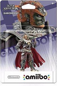 Amiibo Novo Ganondorf Super Smash Bros