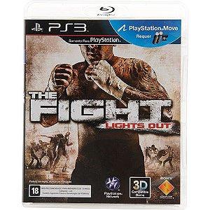 Jogo PS3 Usado The Fight Lights Out