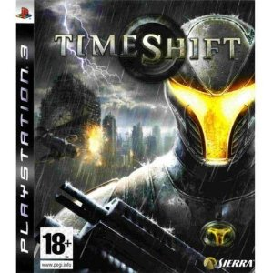 Jogo PS3 Usado Timeshift