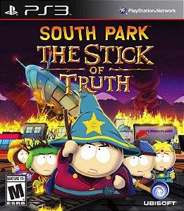 Jogo PS3 Usado South Park: The Stick of Truth
