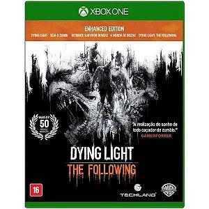 Jogo XBOX ONE Usado Dying Light: The Following