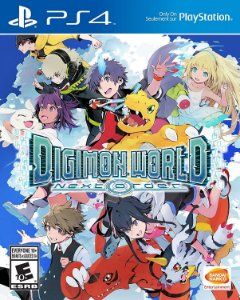 Jogo PS4 Usado Digimon World: Next Order