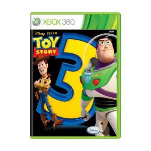 Jogo XBOX 360 Usado Toy Story 3