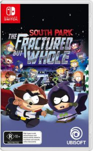 Jogo Switch Usado South Park: The Fractured But Whole
