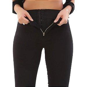 Calça Jeans Preta Super Lipo