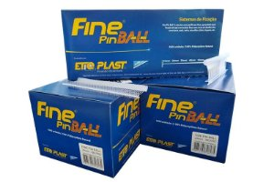 Fine Pin Ball 20mm EtiqPlast - Caixa c/ 5.000 und