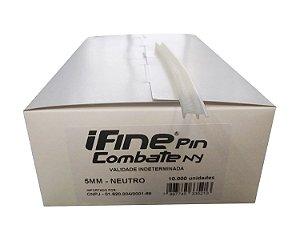 I Fine Pin 5mm EtiqPlast - Caixa c/ 10.000 und