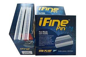 I Fine Pin 7mm EtiqPlast - Caixa c/ 10.000 und