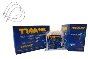 Trava Anel Plus 125mm - EtiqPlast