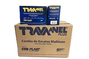 Trava Anel Plus 450mm EtiqPlast - Caixa Master c/ 50.000 und