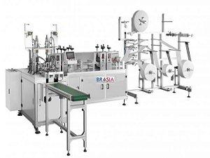 Máquina Automática para Produção de Máscaras TNT