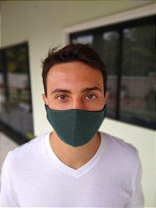 Máscara Tecido Duplo - Verde