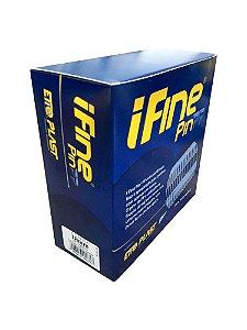 I Fine Pin 18mm Etiqplast - Caixa c/ 5.000 und