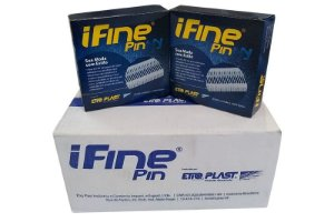 I Fine Pin 25mm Etiqplast - Caixa Master c/ 50.000 und