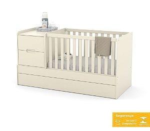 Berço de Bebê Formare Off White Matic