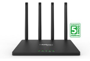 Roteador Wireless Wi-Force Intelbras W5-1200F Dual Band
