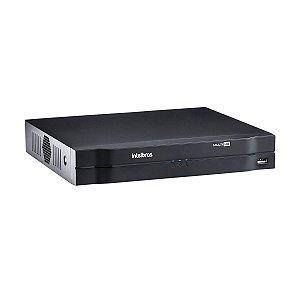 Gravador Digital De Vídeo 4 Canais MHDX 1108 Intelbras