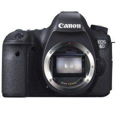 Diária da câmera CANON 6D + 2 BATERIAS + CARREGADOR