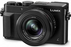 Diária da câmera LUMIX LX100 /4K + 2 BATERIAS + CARREGADOR + AC