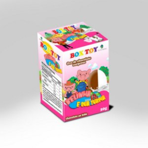 BOX TOY BELINHA DISPLAY COM 15UN