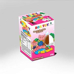 BOX TOY BELINHA DISPLAY COM 15UN