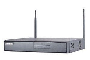 NVR Hik-Home 4 Canais IP WiFi - DS-7604NI-K1/W - DS-7604NI-K1/W