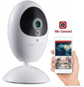 Camera IP WiFi Hik-Home U1 Lente 2.8mm - DS-2CV2U01EFD-IW