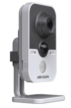 Camera IP WiFi Hik-Home Cubo Lente 2.8mm - DS-2CD2410F-IW