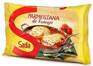 FILE DE FRANGO A PARMEGIANA SADIA 500g