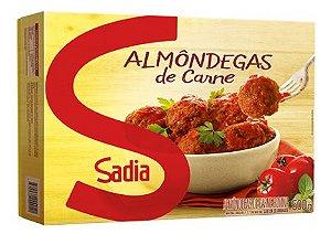 ALMONDEGA DE CARNE SADIA 500 GR UN