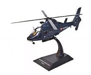 Helicóptero de Combate - AEROSPATIALE AS365N DAUPHIN 2 - França